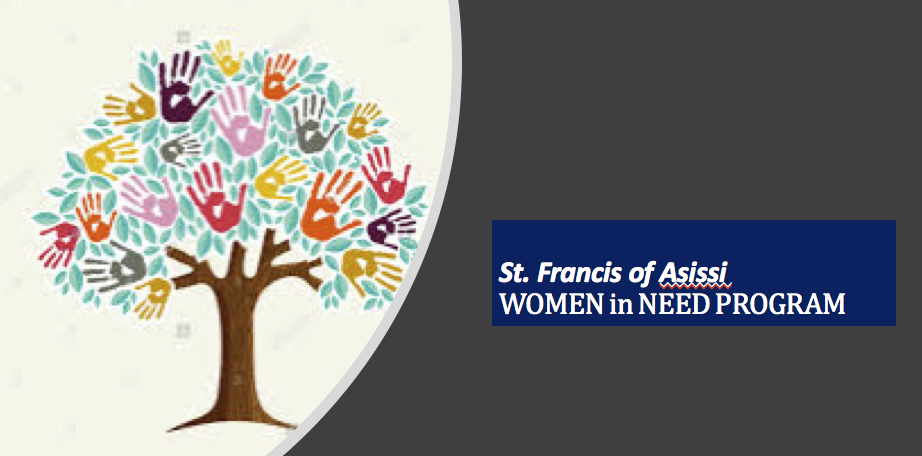 St. Francis of Assisi Women In Need Program