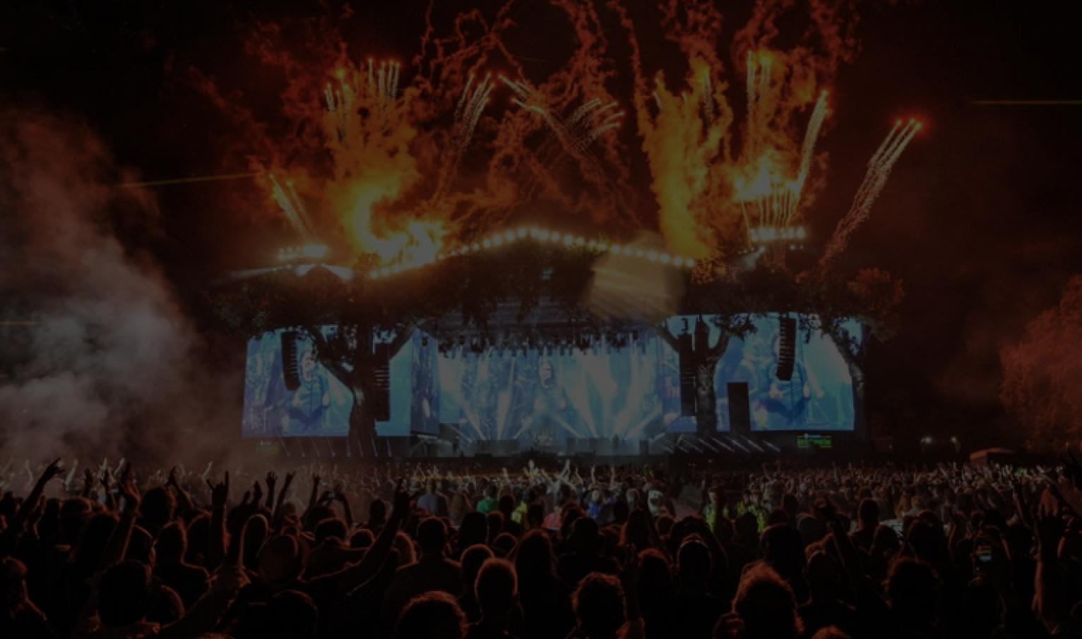 Festival / Live Event Merch Management - Building merch lines, full production capability, tracking sales and stock levels with state of the art POS systems on site, artist advances/settlements, and easy to read reporting.