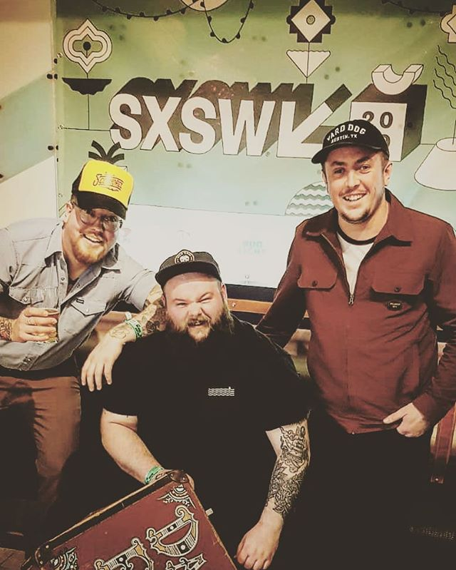 As we prepare to head back to the UK, we just want to take a quick second to express our gratitude for the opportunity to play our first full band American shows at SXSW. We fell in love with Austin and everyone who came to our gigs, danced and made us feel so welcome. Thanks to the @focuswales crew for helping us make this little dream trip come true.