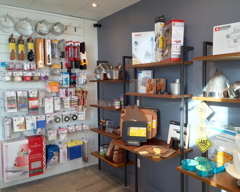 best cookware, kitchenware, bakeware in markham showroom, including matfer, ateco, krea swiss, kitchenaid, wusthof