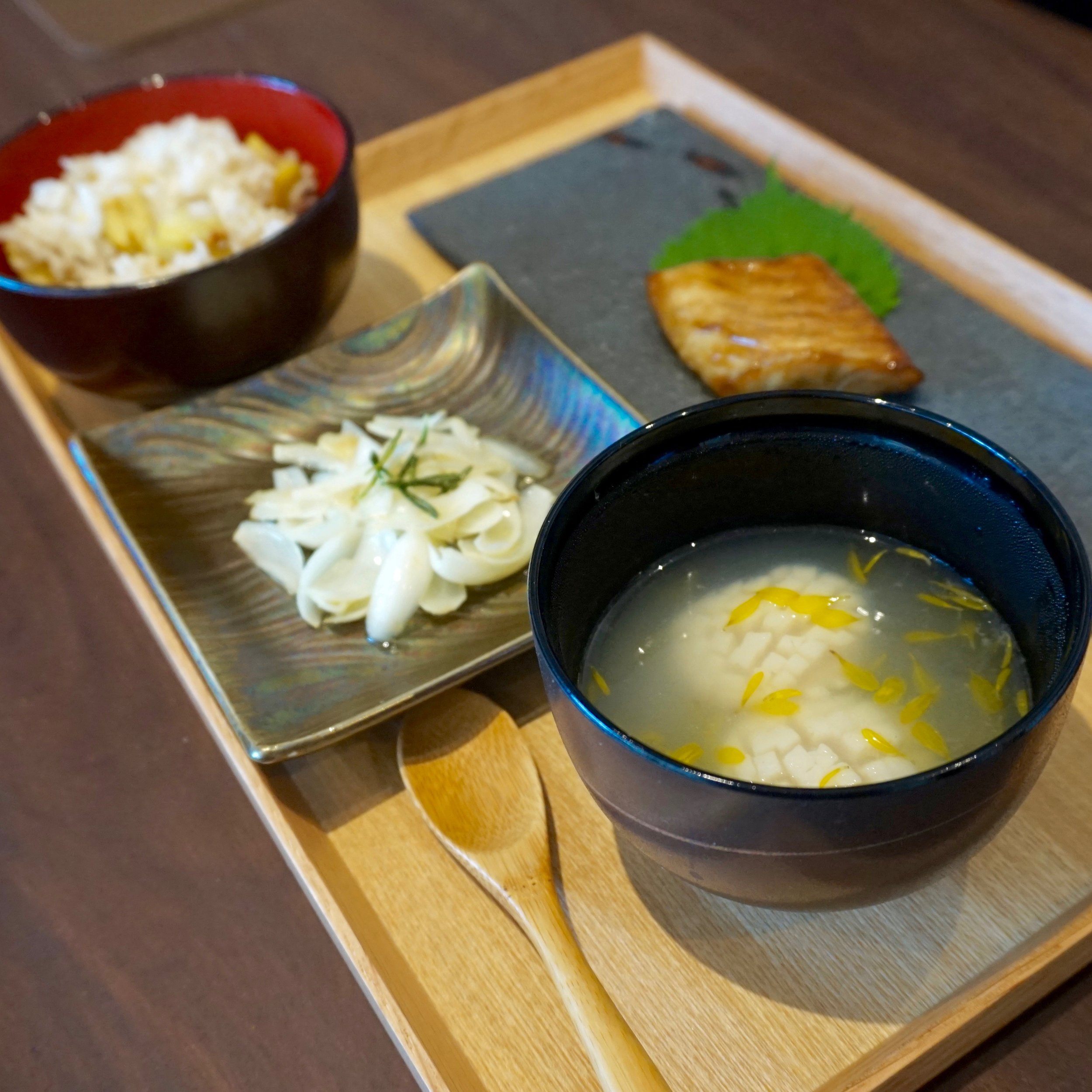 Japanese Kaiseki Appetizers