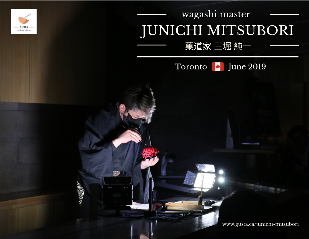 Junichi Mitsubori in Toronto