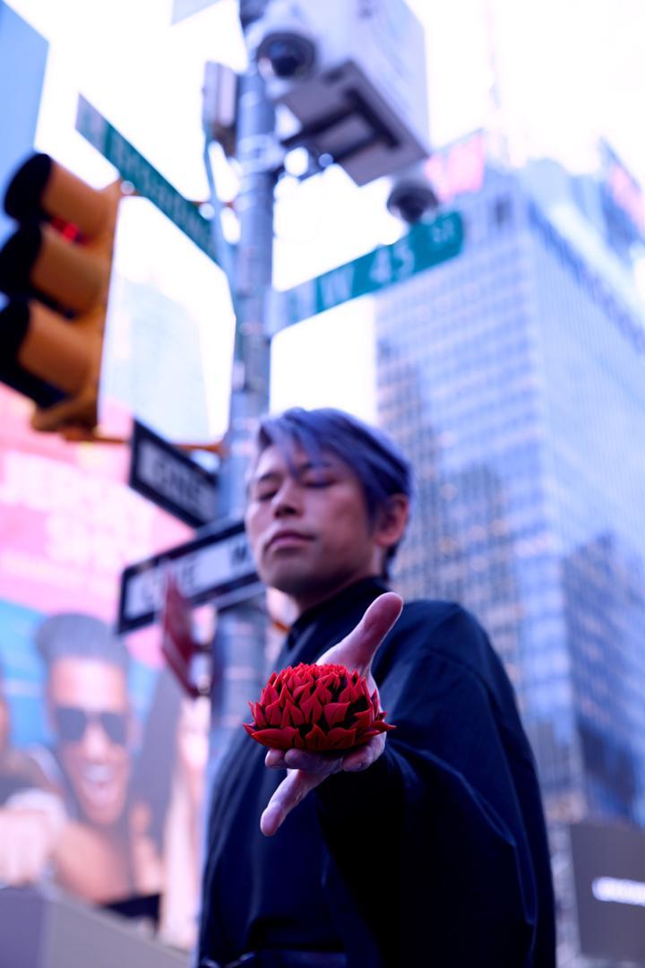 Junichi Mitsubori 三堀純一 in New York City