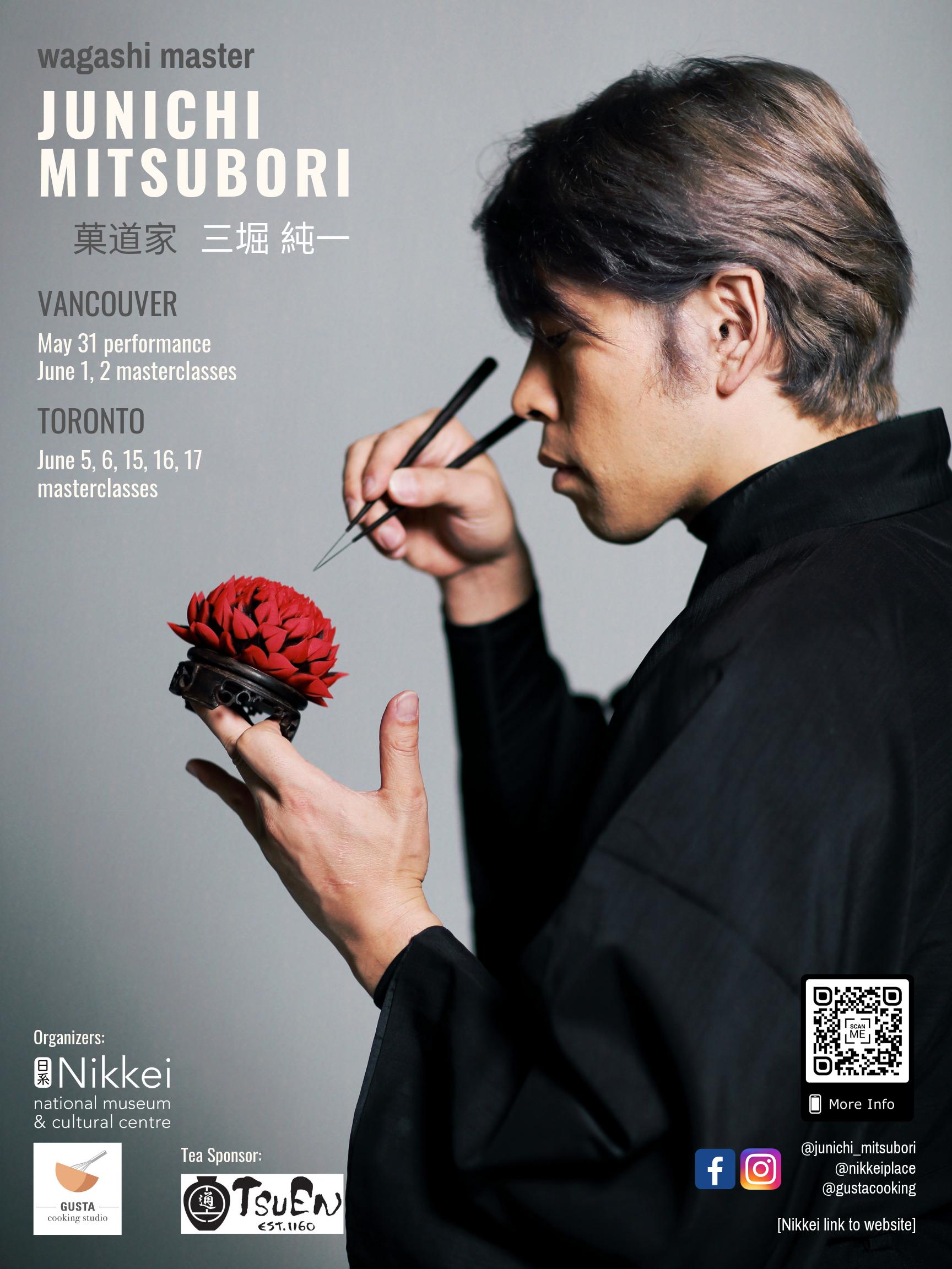 Junichi Mitsubori in Canada