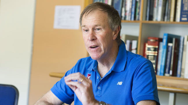 Timothy David Noakes is a South African scientist and an emeritus professor in the Division of Exercise Science and Sports Medicine at the University of Cape Town.