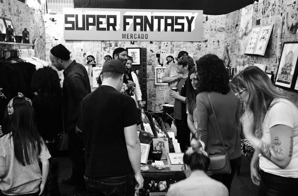 Super Fantasy Mercado (Vikon Village)