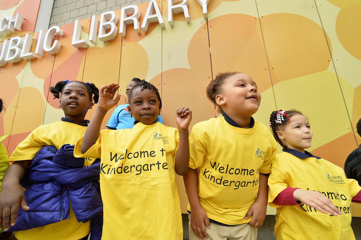 Kindergarten Conference -