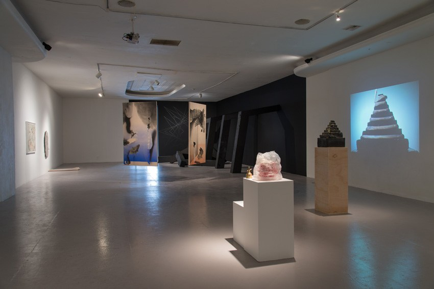 The Ecstasy of Mary Shelley at LACE (installation view). Image courtesy of Los Angeles Contemporary Exhibitions. Image: Chris Wormald.