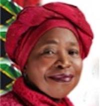 Dr. Nkosazana Dlamini Zuma