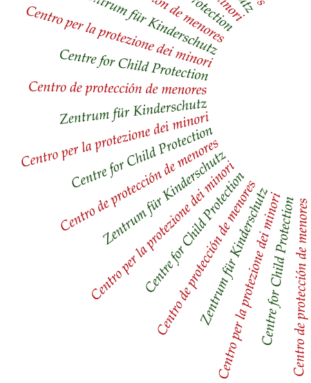 Centre for Child Protection   Founded in 2012, the Centre for Child Protection (CCP) at the Institute of Psychology of the Pontifical Gregorian University is a key institution in the global fight against sexual abuse. The CCP is dedicated to the safeguarding and well-being of children and vulnerable persons throughout the world. It provides information on the problem of sexual and other kinds of abuse and promotes preventive measures. The Centre's fields of activities include education training, interdisciplinary research, doctoral programs as well as participation and organization of international conferences.  The CCP is continuously expanding its network of international partners. Today, more than XX partner organisations worldwide collaborate with the CCP to develop preventive structures.  For more information visit  http://childprotection.unigre.it