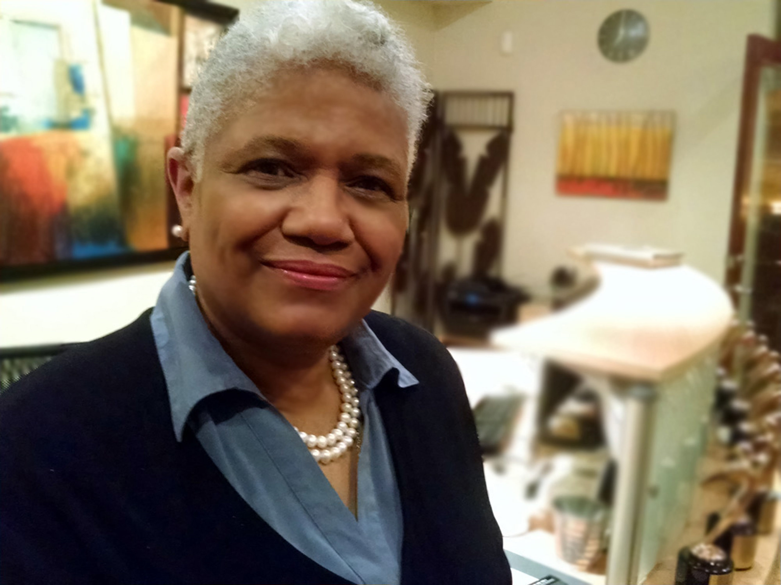 Dr. Sharon Cooper