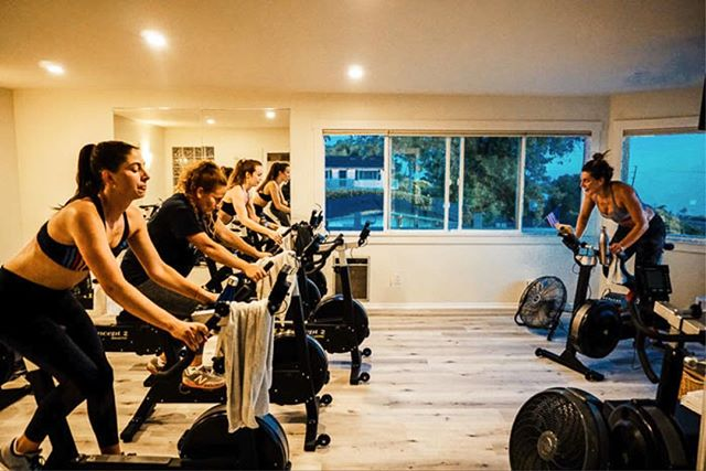MWF MORNINGS 9:15-10:15 AM. Free trial Nov 12-30th. Contact us to reserve a bike! All levels welcome.