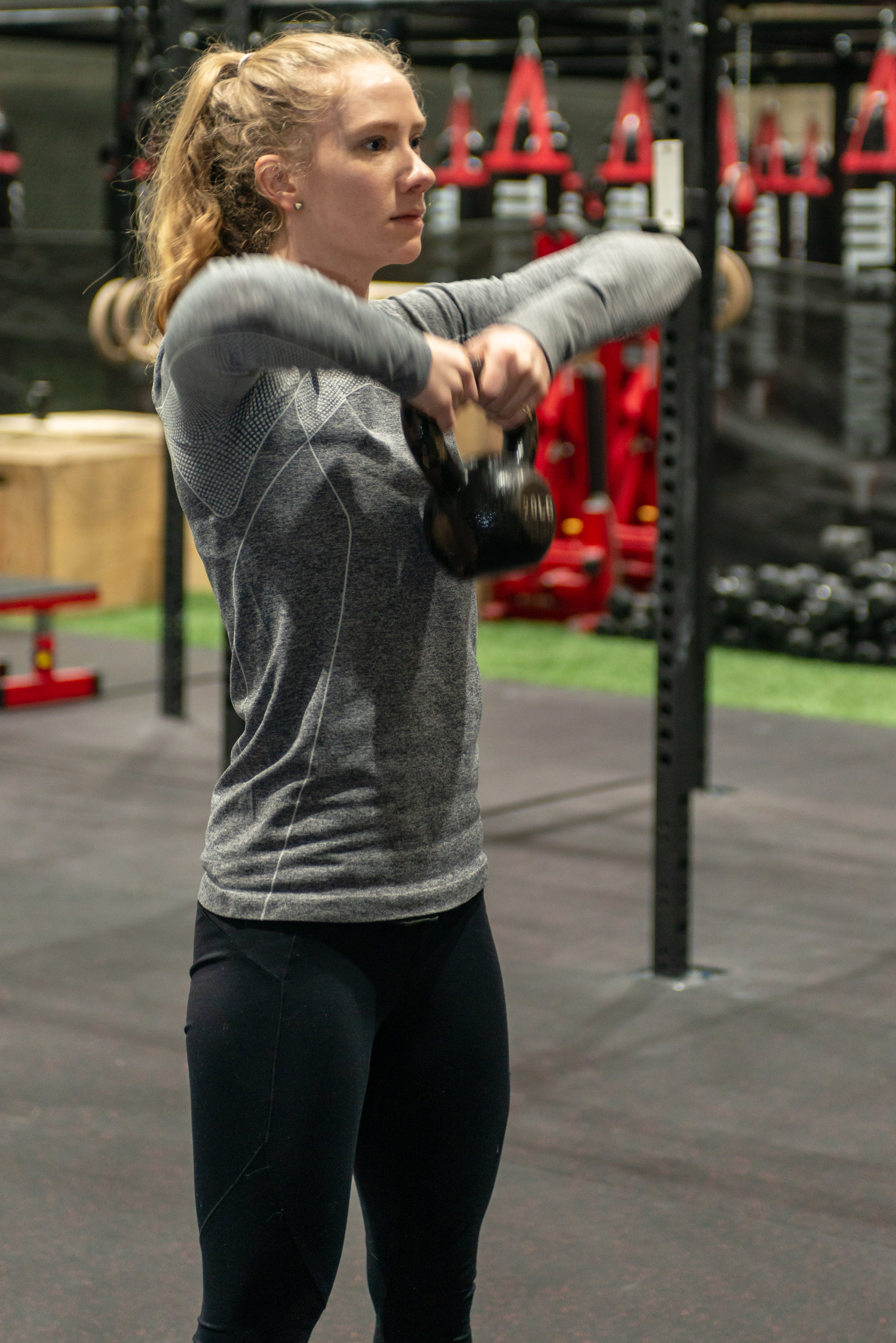 Kayleigh Boose - CrossFit Level 1 Trainer Kayleigh has been doing CrossFit for 5 years and has a Masters Degree in science communication and outreach. Kayleigh has been teaching STEM in schools for 4 years.