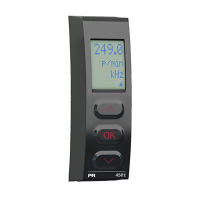 Display Programming Front Model 4501 -