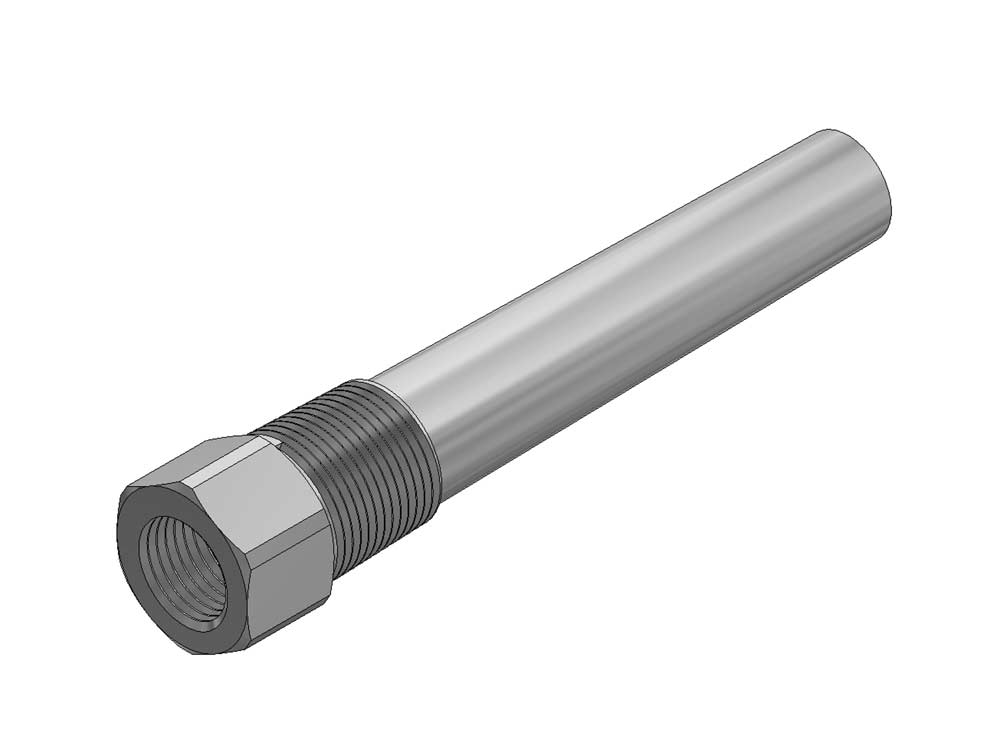 Standard Threaded Tapered Thermowell S24 (PDF) -