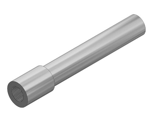 "Socket Weld Straight 0.385"" Bore Thermowell Model SW32 (PDF) -"