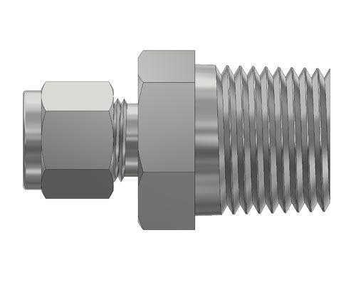 Bore-Thru Compression Fittings (PDF) -