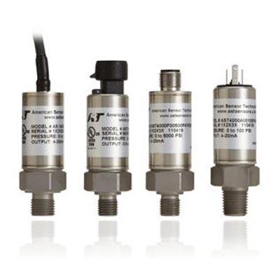 Industrial OEM Pressure Transmitter Model AST4000 (PDF) -