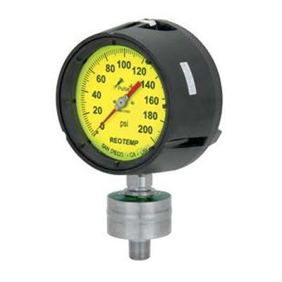 All Welded Process Seal Pressure Gauge (PDF) -