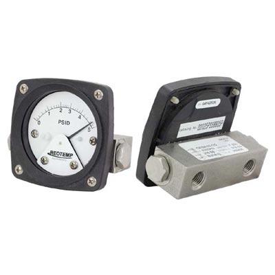 Differential Pressure Gauge - Piston Type (PDF) -