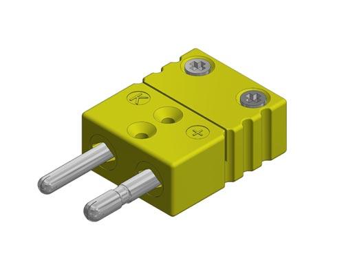 Standard Thermocouple Connectors (PDF) -