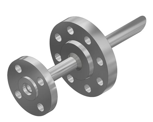 Slip-On Flange by Slip-On Flange Pipe Quill Model AQ02 (PDF) -