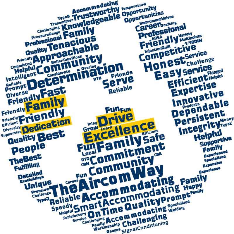The Aircom Way Core Values