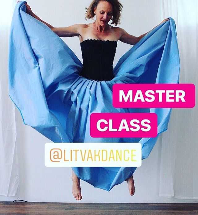 "Join Sadie Weinberg, Director of @litvakdance , this Saturday in the studio 12:00pm - 2:00pm for a Master Class in Contemporary dance for just $25. We hope to see you there!!!! . . Sadie Weinberg is the artistic director of LITVAKdance. She holds a BFA from SUNY Purchase and and MFA from UC Irvine. She teaches ballet, modern, improvisation and choreography at Universities, Colleges and High Schools throughout San Diego County. . . ""I want to surprise myself and my students with the infinite possibilities that live both inside of our dancing bodies and inside the structure of a 2 hour dance class. I am interested in bridging the divide between phrasework & improvisation, technical precision & organic flow, creative practice & movement repetition, moving from the inside & moving in relation to what is around us. . . And more than anything I wish to instill in students that dancing can be joyful and class should be a place to practice fearlessness and compassion."" . . Photo Cred: @wrenpolansky"
