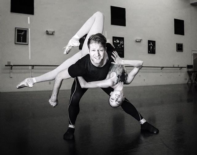 "We're super stoked to have the lovely @prestonswovelin in the studio this weekend Sunday 1:00 - 3:00pm teaching a Master Class in Ballet! Join him for a 2 hour adventure for just $25!! ""Do you like adventure? Getting lost in unknown worlds? Romance and comedy? ... Well this is ballet... So obviously it's every one of those things and more!! Come join the expedition!"" Preston Swovelin - is a native to Los Angeles. He has trained with the Pasadena Dance Theatre and Miami City Ballet School on full scholarship under Cynthia Young, Lawrence Blake, and Edward Villella. He is the recipient of various awards including 2nd place for Hip-Hop at the USA Nationals. Preston has worked with over 70 organizations, including Eugene Ballet Company as a Principal, Nevada Ballet Theatre, Setsuko Kawaguchi Ballet in Japan, San Diego Opera, CalArts, Troy University as a professor, National Choreographers Initiative, Disney, Bad Boys of Dance throughout Europe (as Romeo in Romeo & Juliet), and performed and choreographed in collaborations with Cirque Du Soliel. He is a desperado by day, a connoisseur of Netflix by night, and enjoys skydiving. Currently, he is adventuring and dancing around the world."