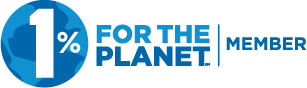 1% for the Planet - White Leaf Photographs is a member of 1% for the planet, a network of businesses committed to supporting environmental initiatives at home and around the world by sharing a portion of their profits each year.