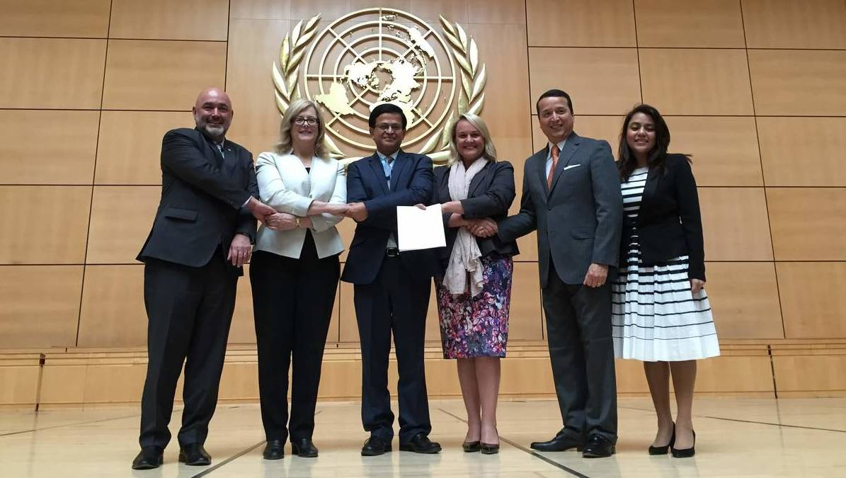 The City of Newcastle has incorporated the United Nations' Sustainable Development goals into our updated Community Strategic Plan.