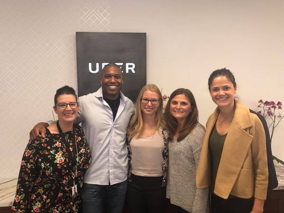 Discussing best practices for addressing sexual harassment and assault with Uber - Just two days after Uber announced it would end the use of forced arbitration and non-disclosure agreements for sexual assault claims, Purple Campaign President Ally Coll joined Uber's Chief Legal Officer Tony West and Safety & Employment team to discuss best practices for addressing sexual harassment and assault.