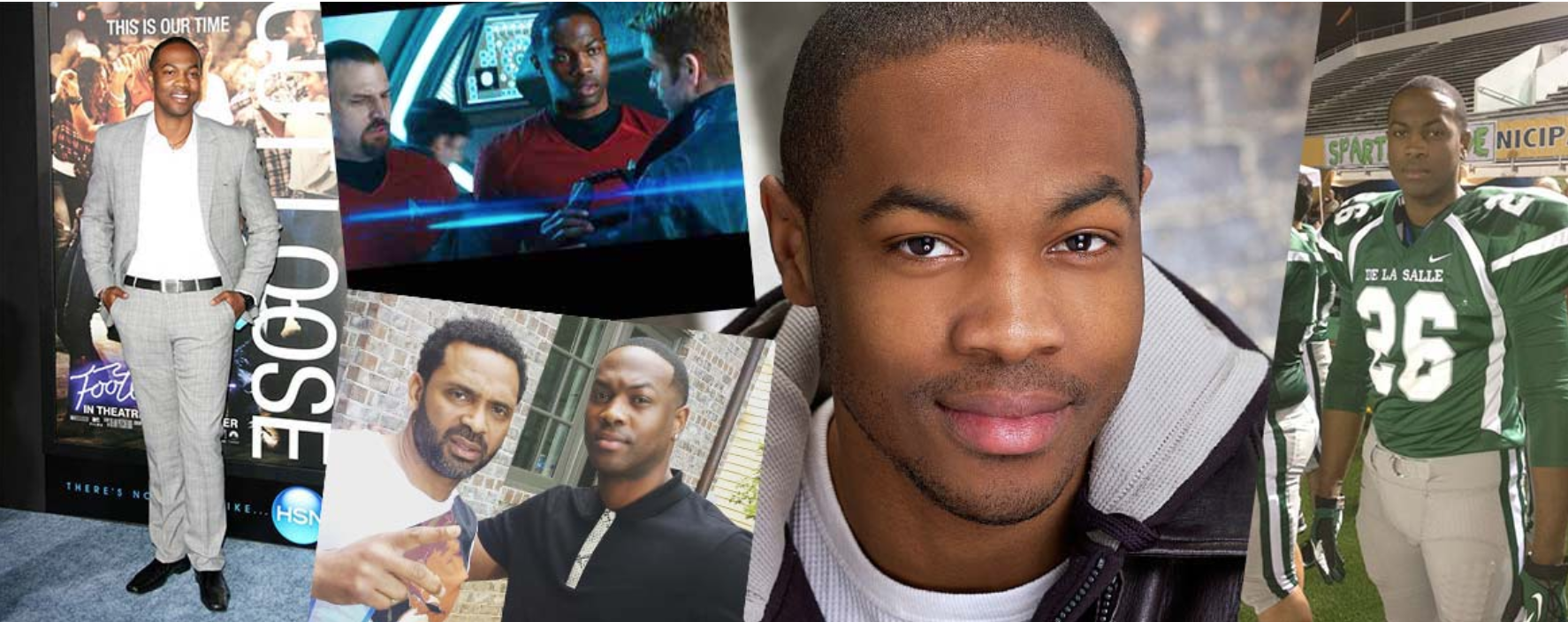 Ser'Darius Blaine continues to move forward as an actor, and it's not just about his acting skills. Read this blog and you will learn A LOT!