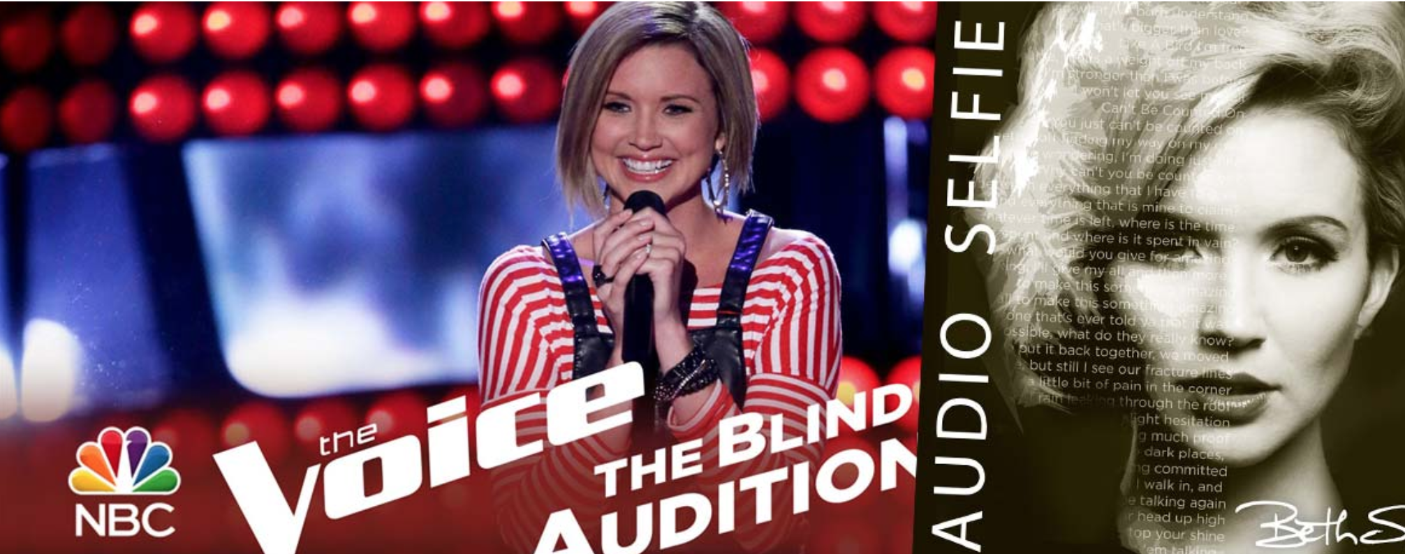 From her 4-chair turn-around performance on The Voice, Beth has steadily built a career as a rising powerhouse performer.