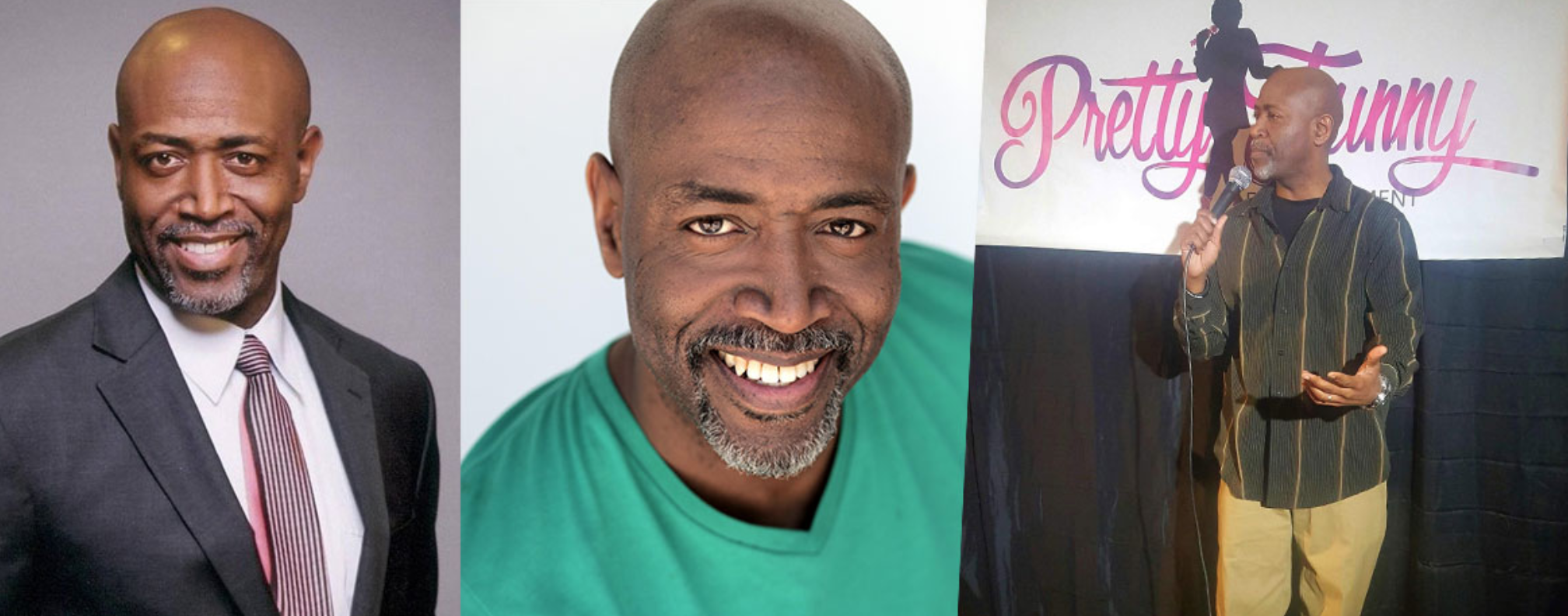 Maurice Brown is a faith-based comedian and comedic actor based in the DC area