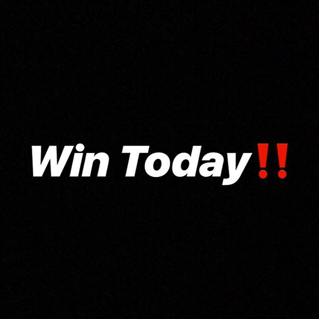 Go Get It, You Got This‼️ #WinToday Ep. 2 Later Today