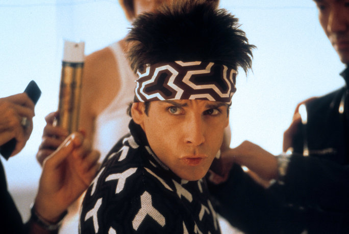 Blue Steel isn't just a pose. It's a lifestyle that anyone with a hair scarf and a sassy attitude can master.