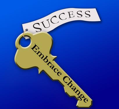 embrace change - marketing tips