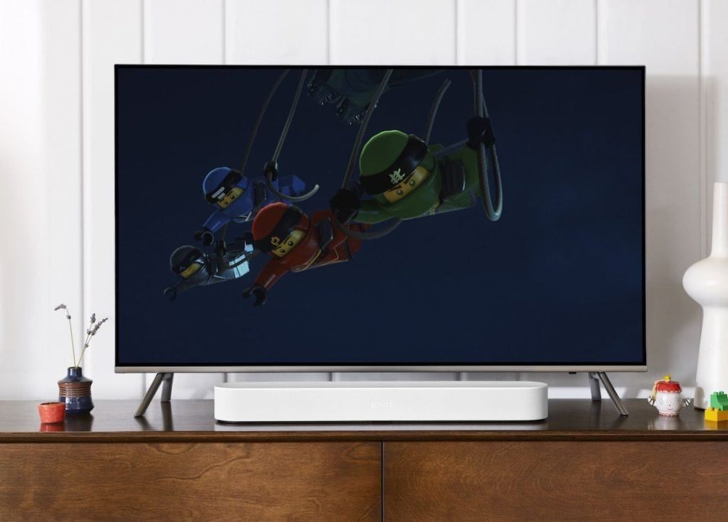 Sonos BEAM x $439 ea.   - The latest release of 2018 - Enhance your TV audio. Reg. $499. SAVE $60