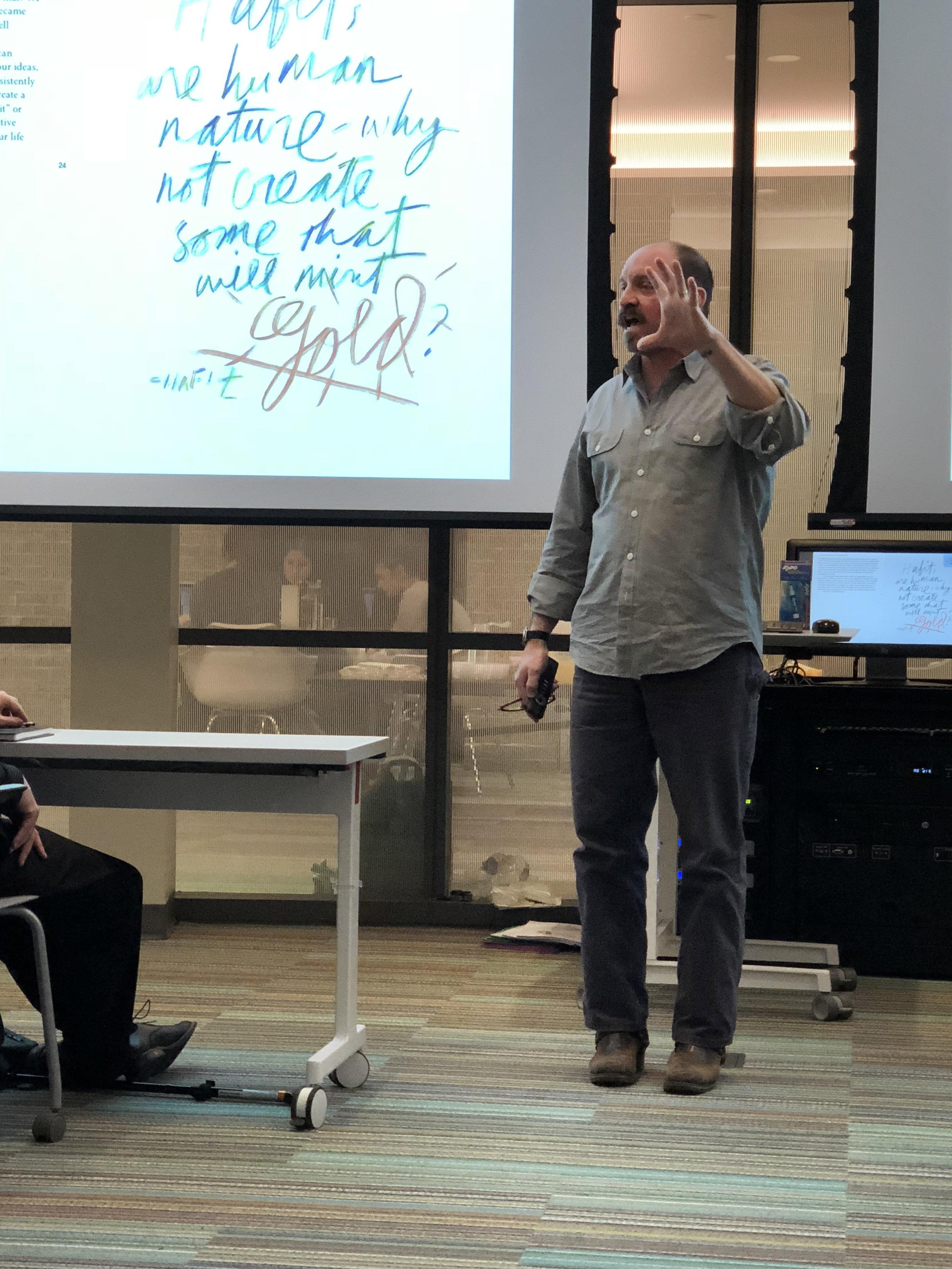 JAMES VICTORE, SPRING DESIGNER TALK