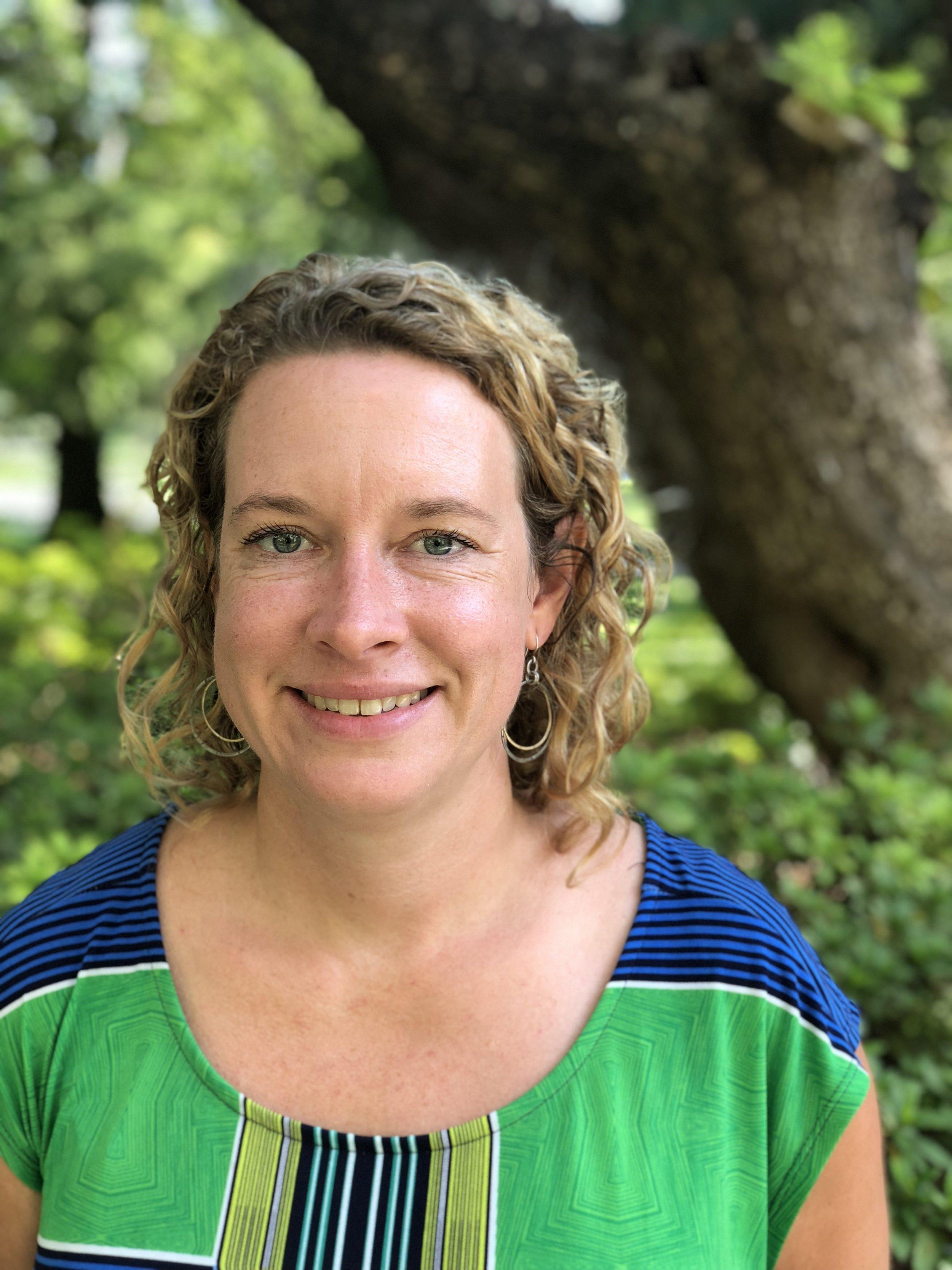 Jessica Peterson, M.F.A. Letterpress Adjunct Professor,  See Bio +