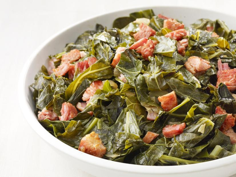 Collard Greens - Picture courtesy of the Food Network