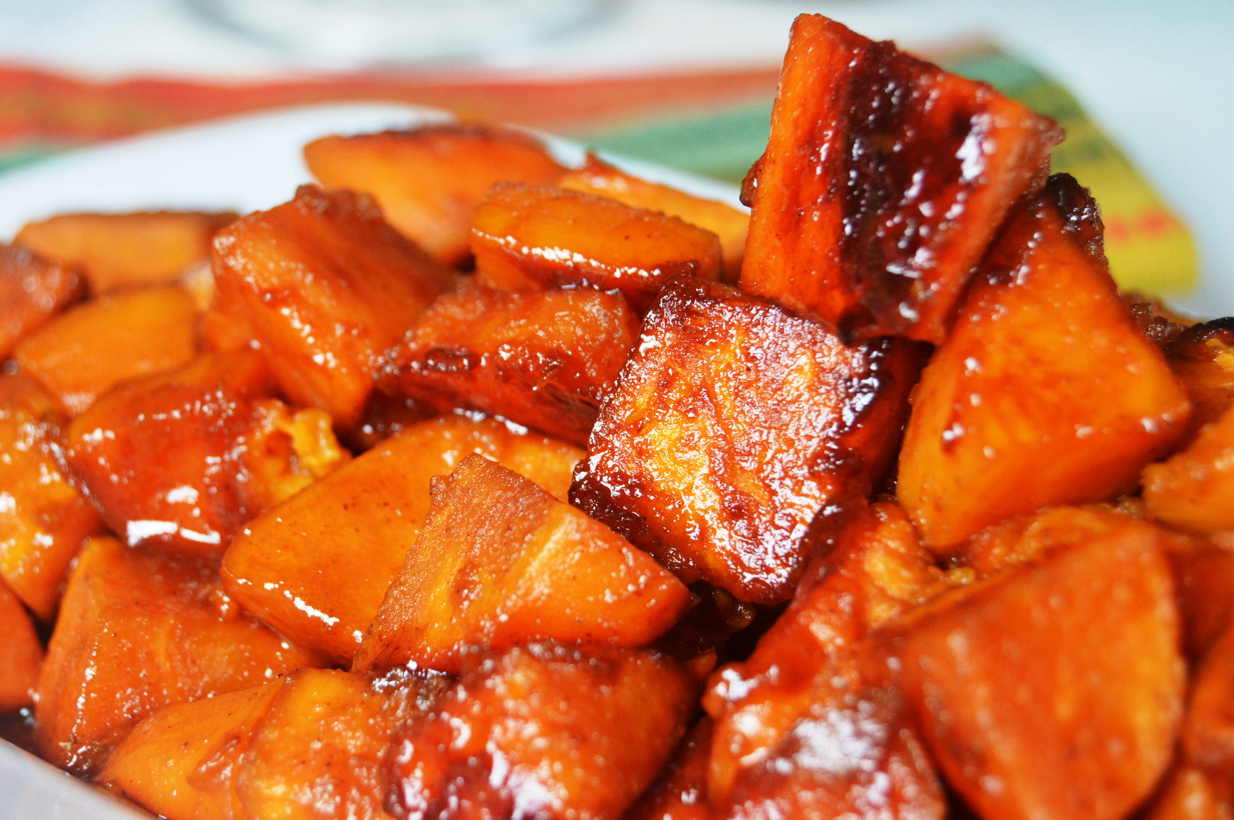 Candied Yams - Photo courtesy of Big Oven