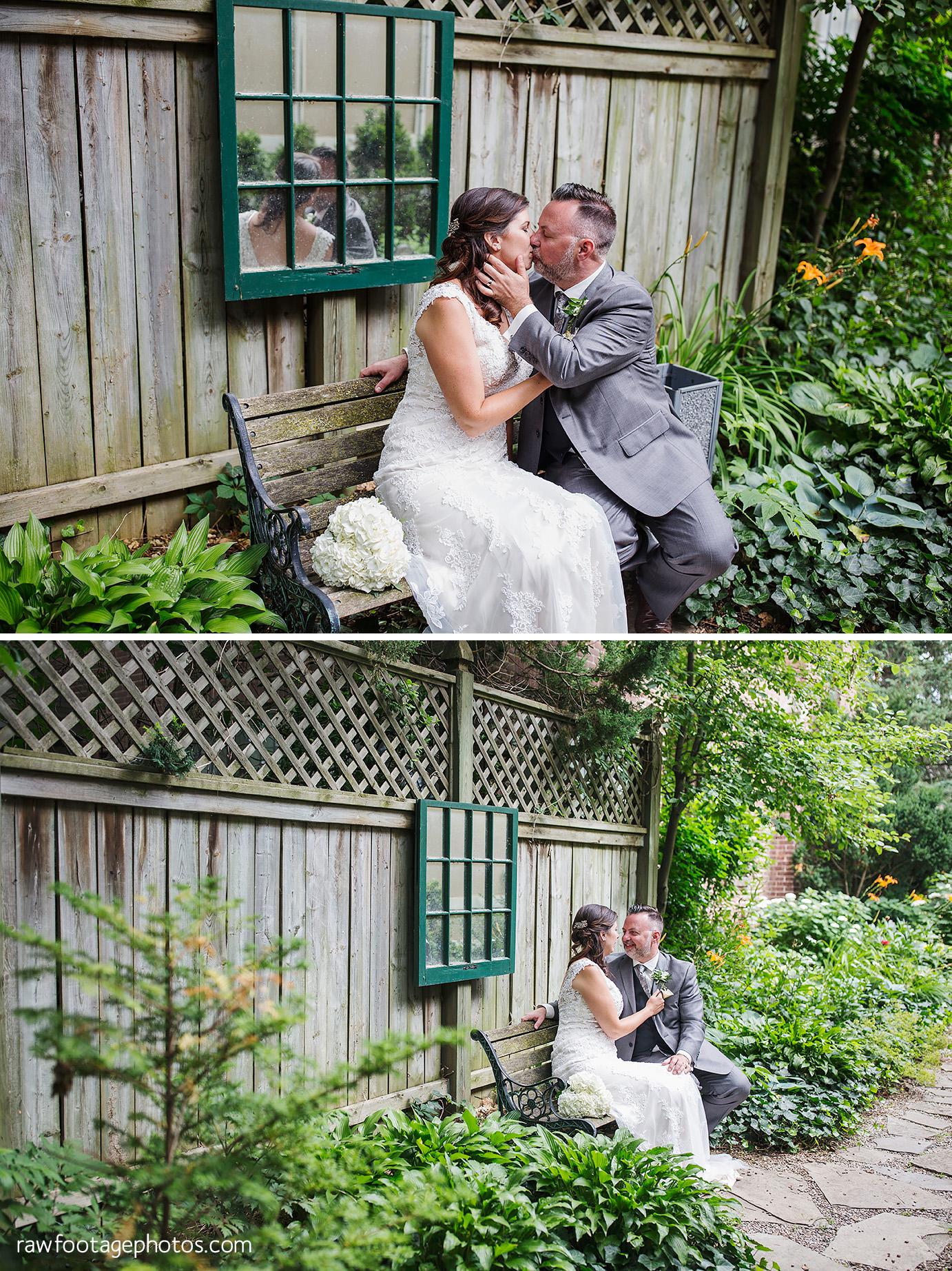 Wedding Portraits at Idlewyld Inn