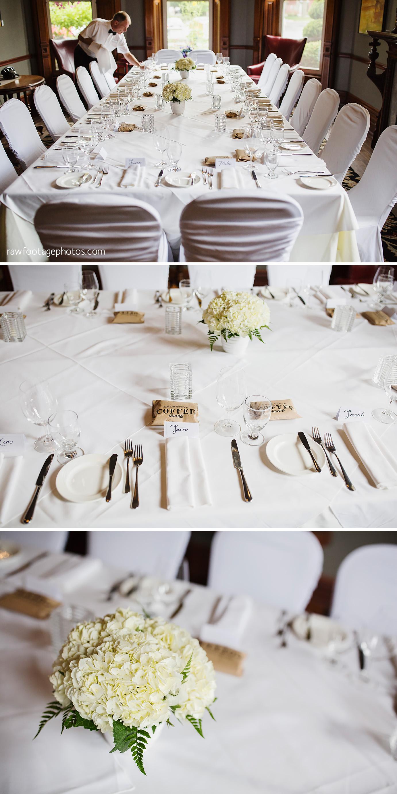 Reception at Idlewyld Inn