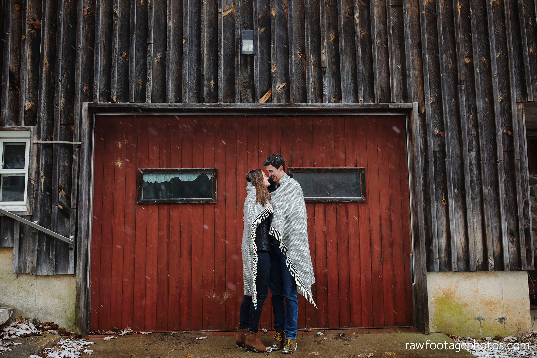 london_ontario_wedding_photographer-snowy_engagement_session-winter-barn-farm-snowflakes-blizzard-raw_footage_photography022.jpg