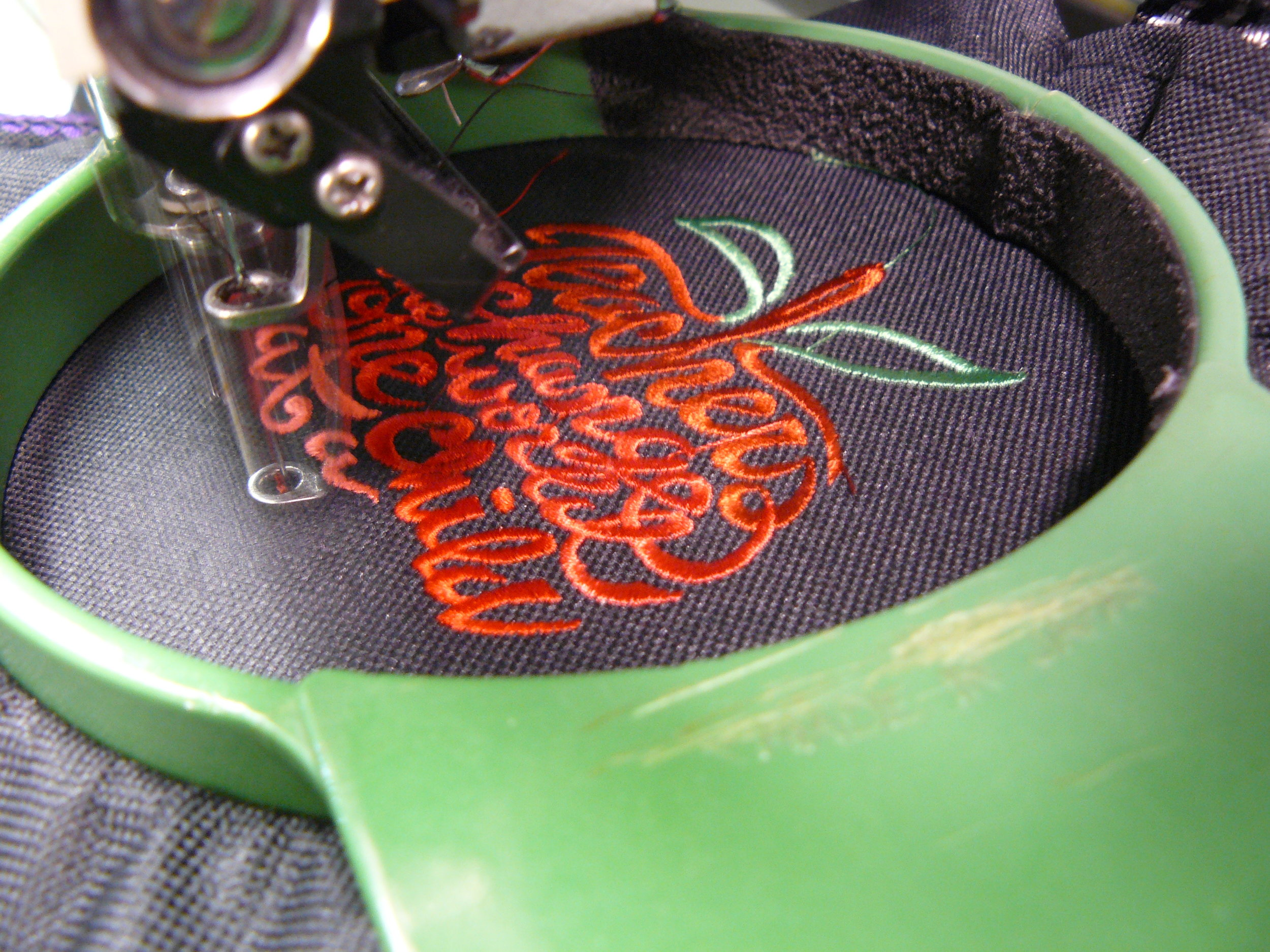 TOTE BAGS - Custom embroidered tote bags in great styles!
