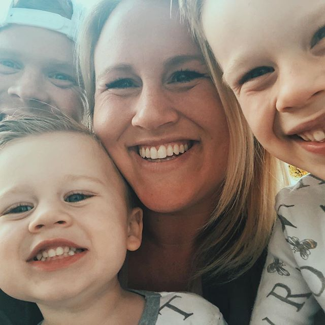 I don't know what it is about this picture but I just love it! THIS IS US. These three hold every bit of my heart! 🥰 #greatbigbeautifullife #godsbestgift