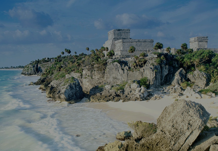 Mayan Ruins of Tulum - Enjoy a leisurely bike ride tour to the beautiful Mayan Ruins of Tulum, built over 700 years ago it is well preserved and it boasts its own, inviting beach. Once we arrive we hire a local Mayan historian to take us on a tour through this beautiful historical site.Tour Duration: 3 hourWhat to Wear: please wear a swimsuit, water shoes and suitable clothing(rashguard or long sleeve shirt; light long pants; sun glasses; sun hat or cap)