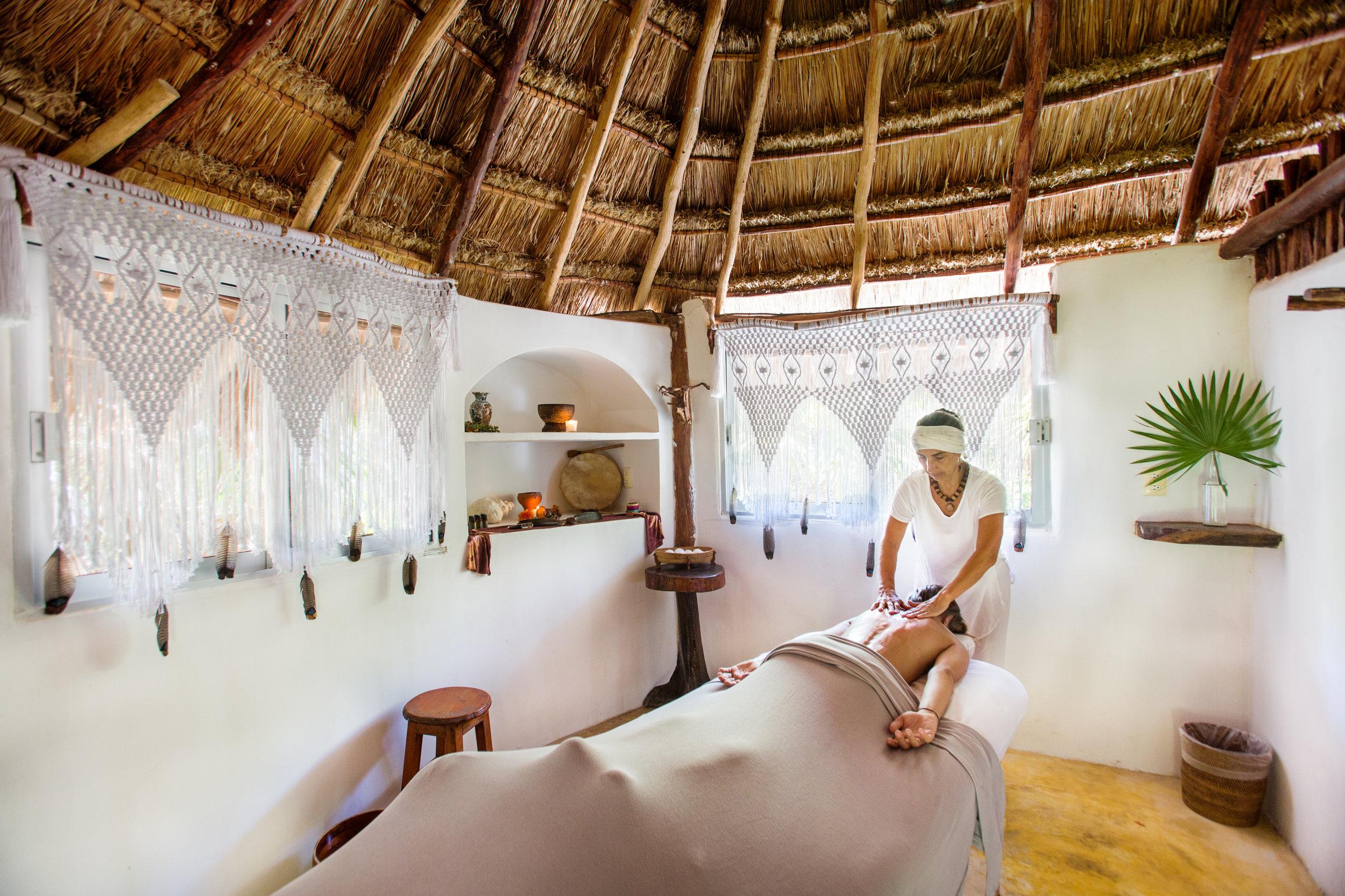 Spa Services - Deep Tissue or Swedish Massage 90 usd/55 minsMayan Healing Services 135 usd/85 minsReflexology or Facials 90 usd/55 minsTarot Card Readings 90 usd/55 mins